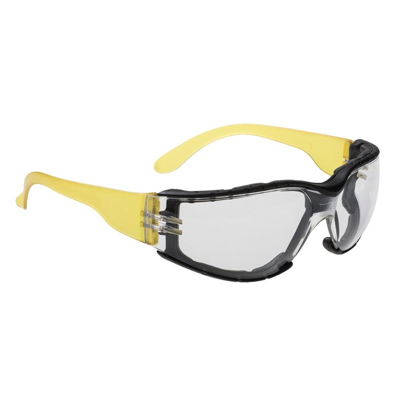 Wrap Around Plus szemüveg - víztiszta  Védőszemüveg    Welt Protection 8223a0f42e